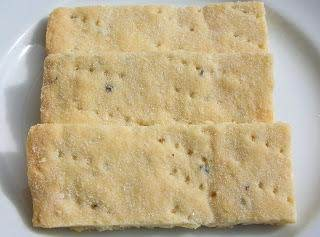 Lavender Peach Short Bread Cookies Recipe