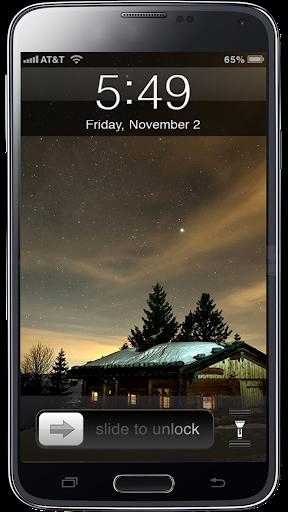 Winter Screen Lock