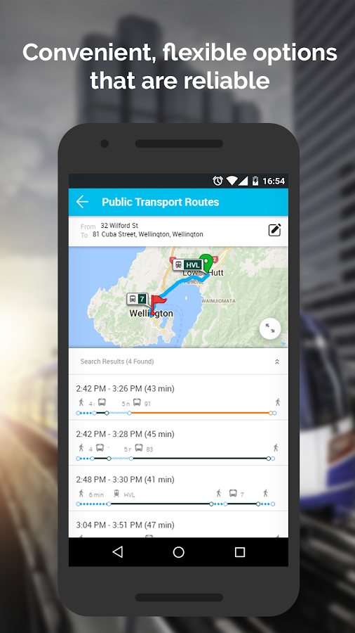 Smart Travel New Zealand- screenshot