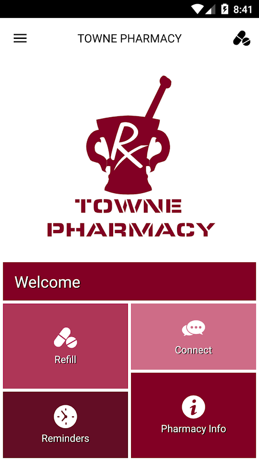 Towne Pharmacy- screenshot