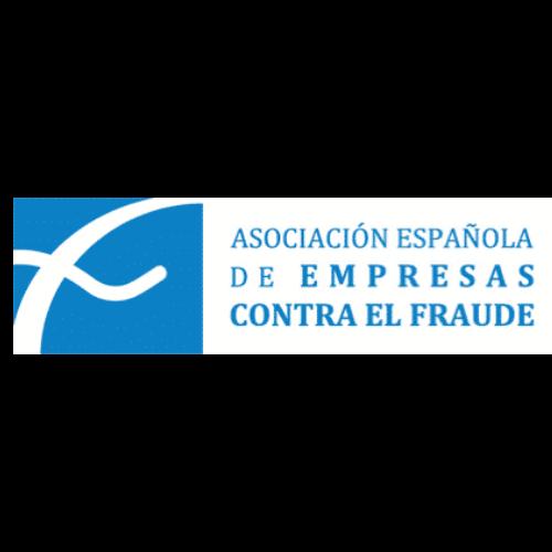 Logo Asociación Española Empresas contra el Fraude