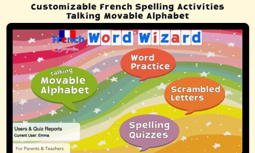 French Word Wizard screenshot 1