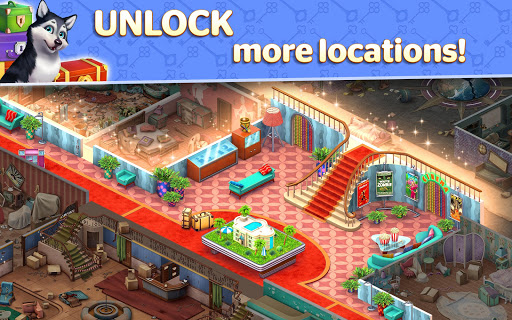 Hotel Blast apkpoly screenshots 9