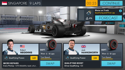 Motorsport Manager Online apklade screenshots 2