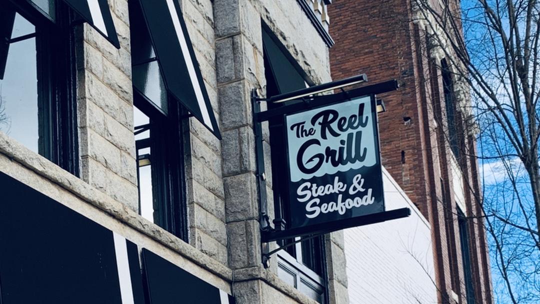 the reel grill restaurant milledgeville ga