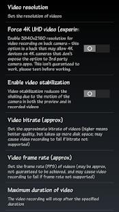 DSLR HD Camera- screenshot thumbnail