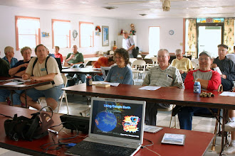 Photo: Geeks teaching at Thousand Trails Peace River in 2009