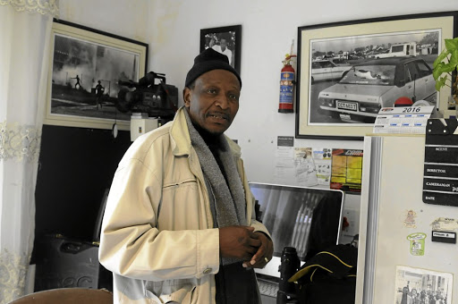 Bongani Mnguni - A life spent behind the lens