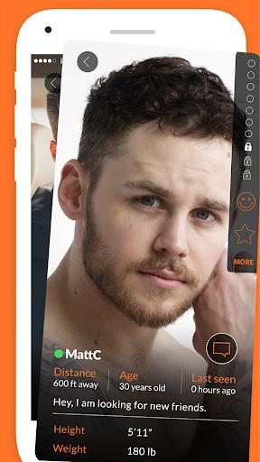 Adam4Adam - Gay Chat & Dating App - A4A - Radar