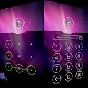 AppLock Theme Aurora icon