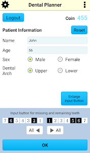Dental Planner : Tx plan screenshot 1