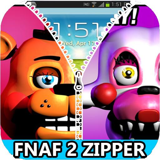 Zipper Wallpaper for FNAF 2