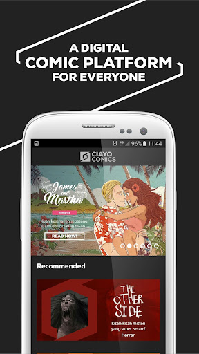 CIAYO Comics - Free Webtoon Comics 2.1.1.27 screenshots 3