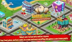クッキングエンパイア - レストランとカフェクッキングゲームのおすすめ画像1