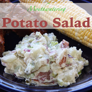 Mouthwatering Potato Salad
