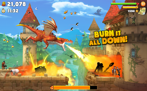 Hungry Dragon MOD Apk 2.10 (Unlimited Money) 8