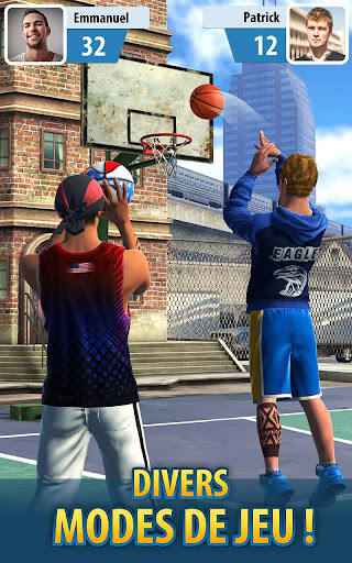 Basketball Stars  captures d'écran 2