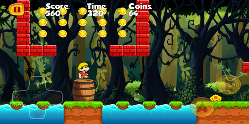 Jungle World of dario Adventure android2mod screenshots 24