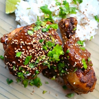 Oaxacan Mole Chicken.