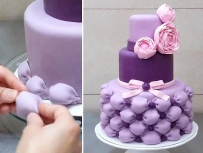 Cake decorating - náhled