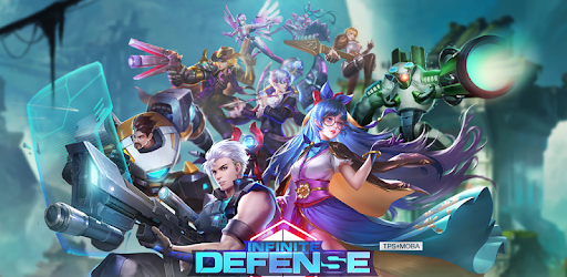INFINITE DEFENSE is  multiplayer online shooter,  a new free energy source.