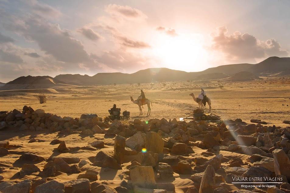 DIA 7 - O esplendor dos faraós em Naqa e Musarawwat es Sufra e os Derviches africanos de Cartum - Crónicas de Viagem | SUDÃO