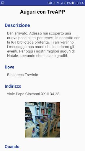TreApp - Informazioni al cittadino 1.0.1 screenshots 4