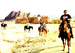 Photo: Enhanced trail ride.  Big Bend Stables