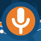 Sprachsuche in allen Sprachen auf allen Geräten icon