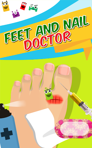 Nails Doctor Games
