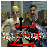 Kill Zombie In City