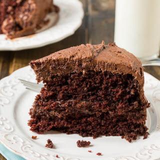 Duke's Chocolate Mayonnaise Cake