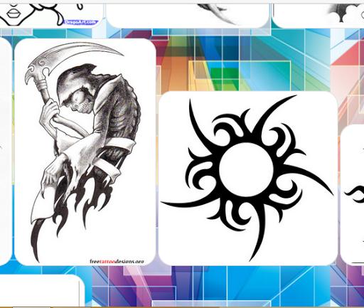 玩免費遊戲APP|下載纹身设计 app不用錢|硬是要APP