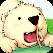 Baby bear Gombe