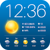 Tải Tomorrow weather forecast & widget APK