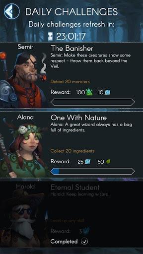 Maguss - Wizarding MMORPG 1.016 screenshots 8