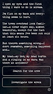 Buried: Interactive Story- screenshot thumbnail