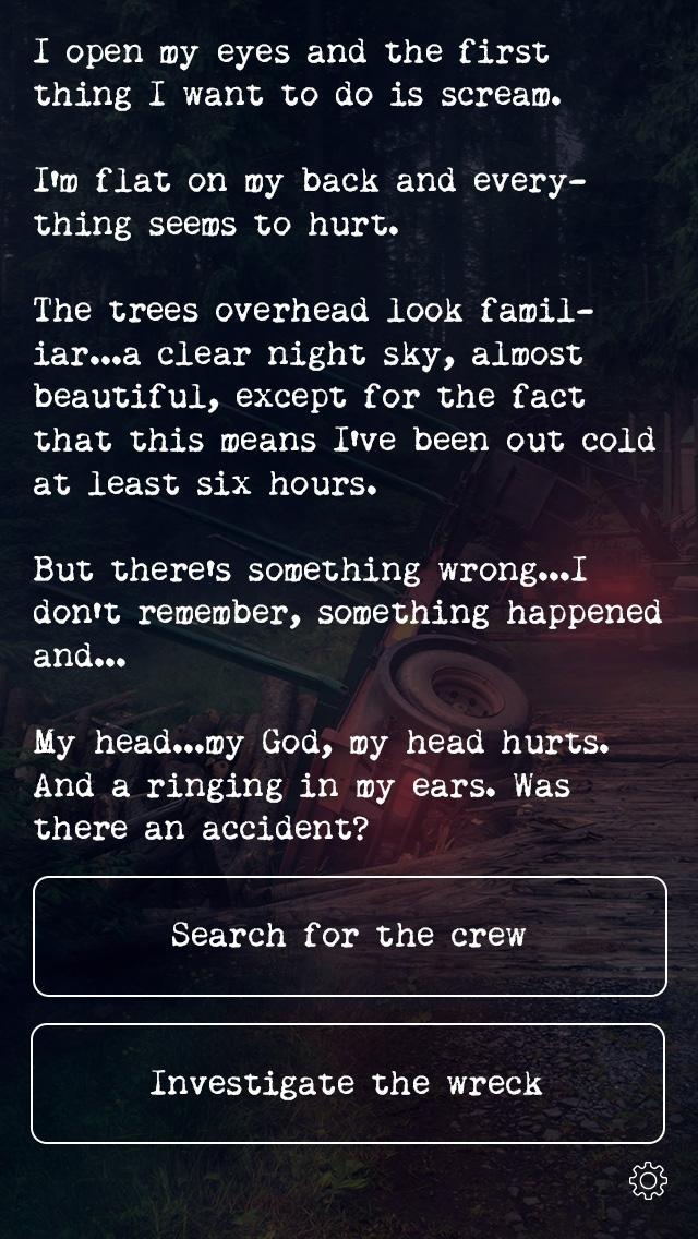 Buried: Interactive Story screenshot #1