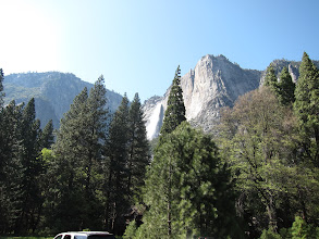 Photo: at Yosemite, Easter 2014