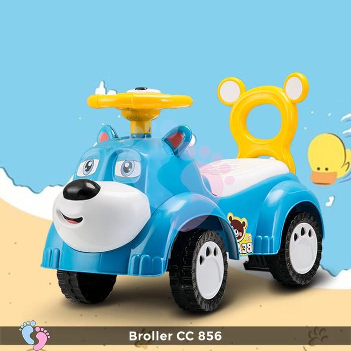 Xe chòi chân cho bé Broller CC-856 4