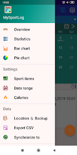 App MySportLog - My sports log and sports statistics. APK for Windows Phone