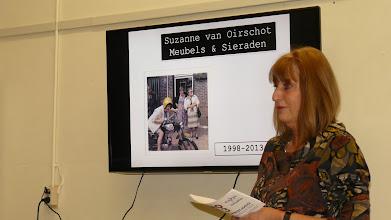 Photo: Nicole van de Heijden opent De Proloog 2013 - fotografie Leo Vroman