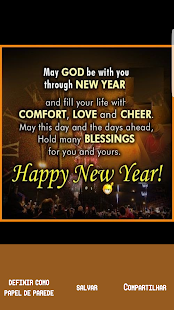 Happy New Year - náhled