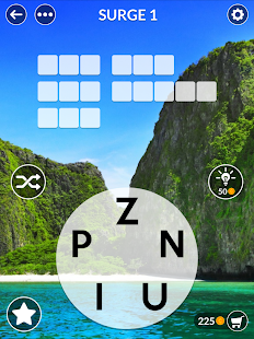 Wordscapes Uncrossed- screenshot thumbnail