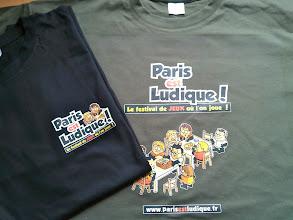 Photo: Impression sur tshirt personalisé en transfert numérique / Teeshirtmania