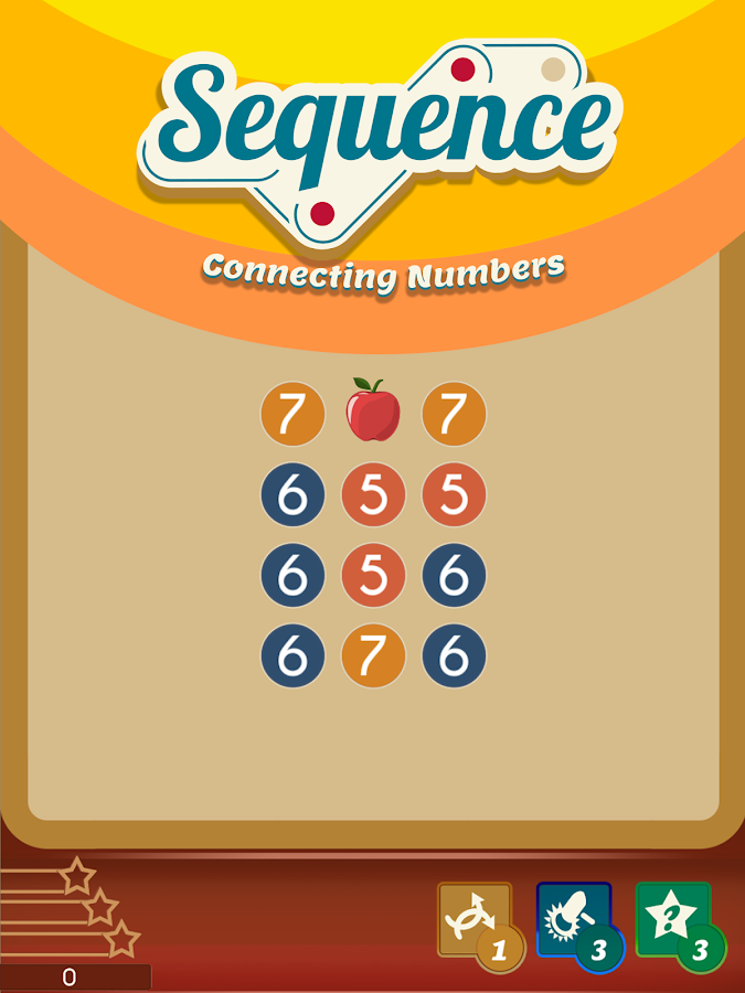 Sequence - Connecting Numbers- screenshot