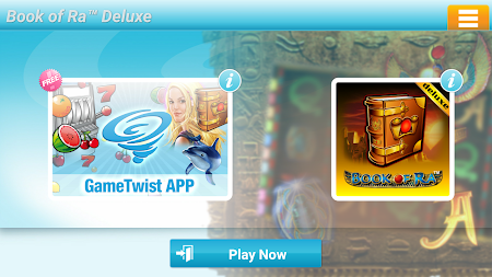 Book of Ra™ Deluxe Slot 2.4 screenshot 363652