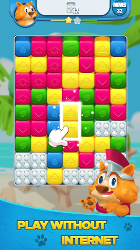 Block Blast Balloon Pop  screenshots 1