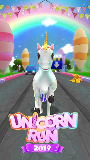 Unicorn Runner 2020: Running Game. Magic Adventure filehippodl screenshot 3