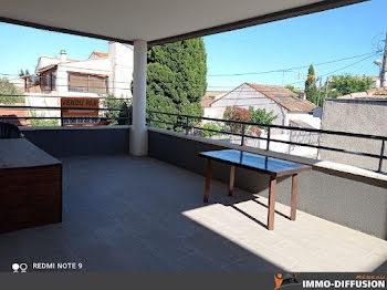appartement à Saint-Laurent-d'Aigouze (30)